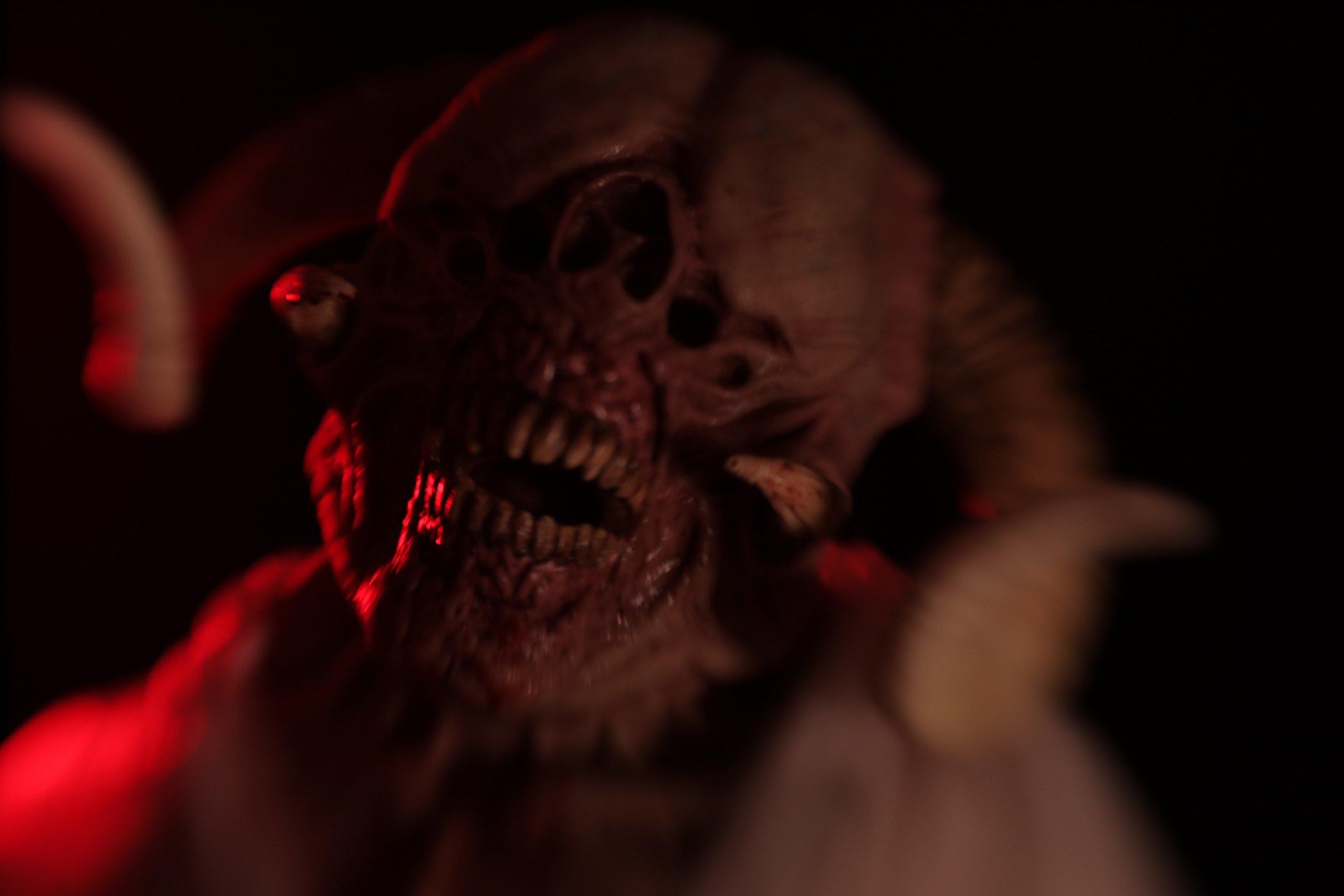 Berserker monster at prism haunt