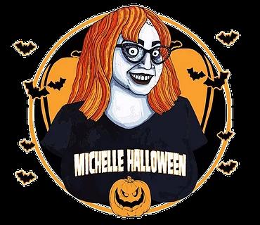 Michelle Halloween logo